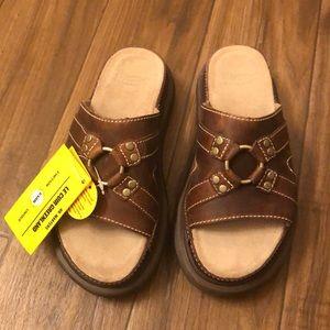 Dr. Martens Leila tan sandals women's US size 7